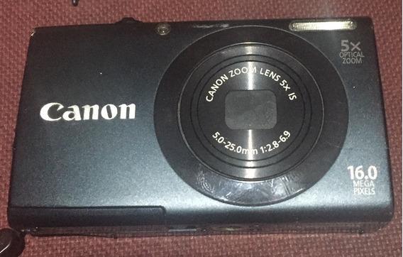 Camera Canon A3400 Is No Estado