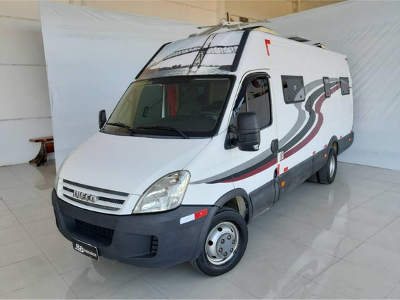 Iveco Daily Chassi 55c16 55c16 Motor Home