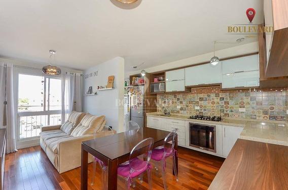 Apartamento No Van Gogh, Com 2 Dormitórios À Venda Por R$ 279.900 - Hauer - Curitiba/pr - Ap0289
