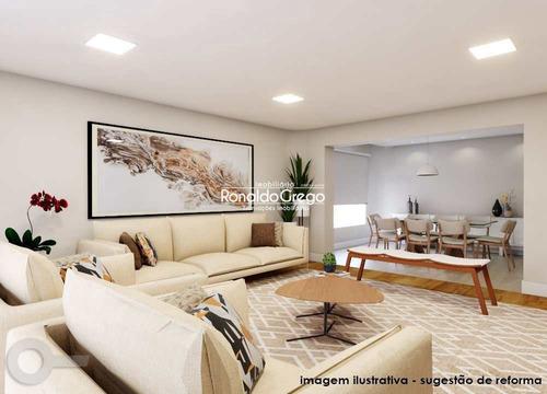 Apartamento Á Venda 3 Dorms, Vila Madalena, Sp - R$ 2.8 Mi - V1376