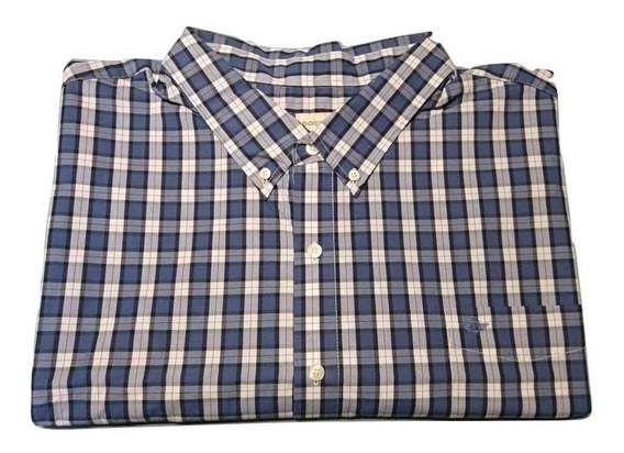 Camisas Dockers Big & Tall 3xl Manga Larga