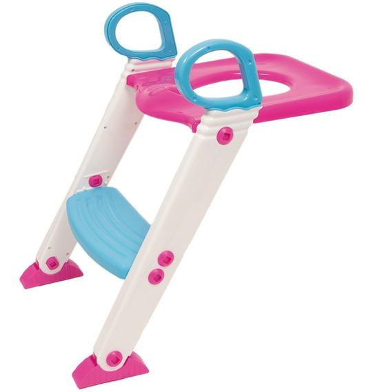 Assento Com Redutor Escada Trono Infantil Vaso Sanitário Top
