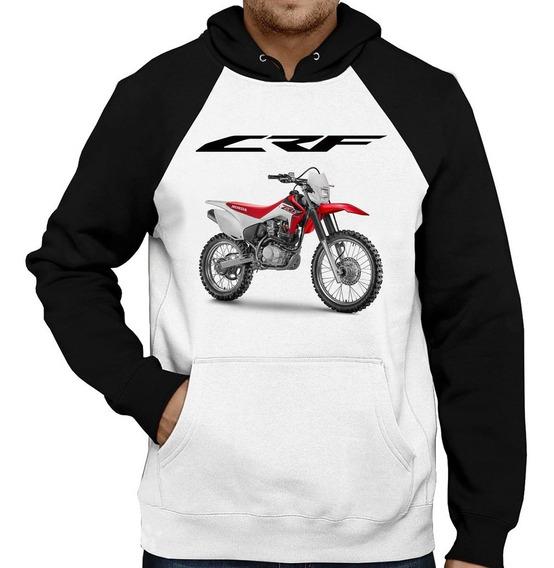 Moletom Moto Honda Crf 230f