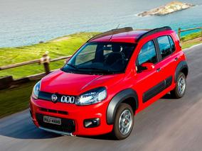 Fiat Uno Way 2018 0km Cuotas Fijas