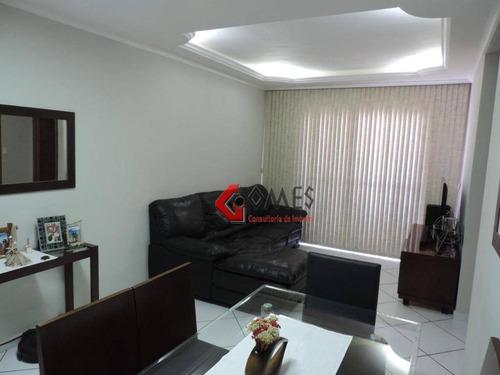 Apartamento À Venda, 76 M² Por R$ 320.000,00 - Vila Mussolini - São Bernardo Do Campo/sp - Ap2805