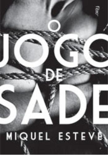 Imagem 1 de 1 de O Jogo De Sade