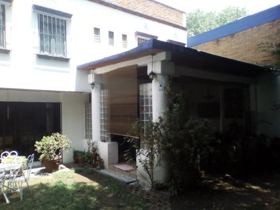 Casa Colonial En Venta Tlalpan