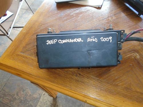 Vendo Caja De Fusible De Jeep Commander, # P550037979ab A