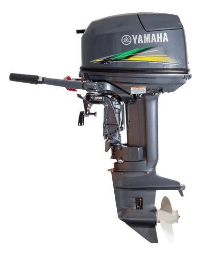 Motor De Popa 30hp Yamaha