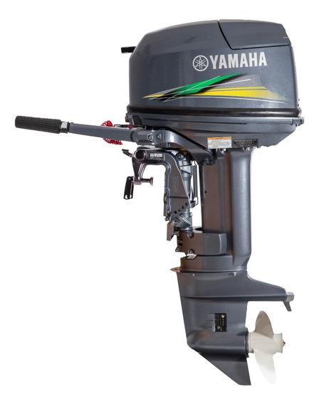 Motor De Popa 30hp Yamaha Zero