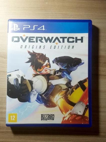 Overwatch: Origins Edition - Ps4 - Midia Fisica - Novo