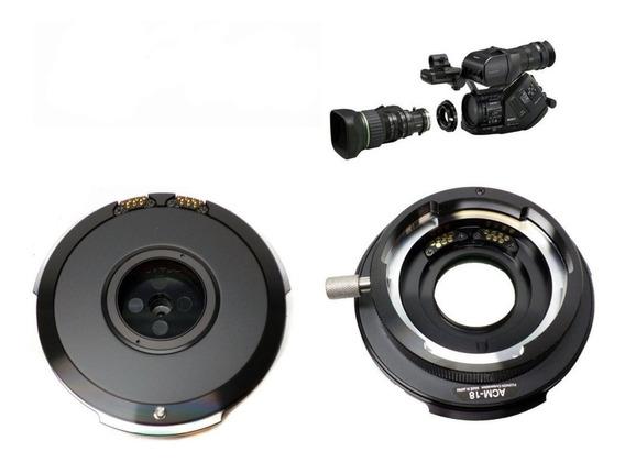 Fujinon Acm-18 Lens Adapter - Pmw-ex3