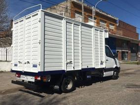 Carroceria Paquetera / Porta Vidrio / Mixta / Cerealera /