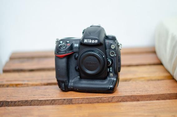 Câmera Profissional Nikon D3