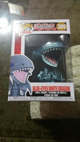 Funko Pop! Yu-gi-oh! Blue-eyes White Dragon Figura Original