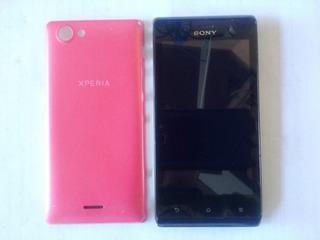 Celular Sony Xperia J St26a 4 ¨ Com Defeito - 13720