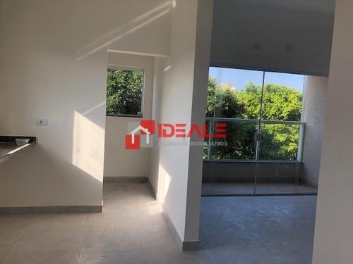 Imagem 1 de 15 de 50m Do Mar Apartamento Novo 1 Dormitório 1 Vaga Coberta - 823