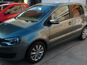 Volkswagen Fox 1.6 Highline Imotion 2012 Km 85000 Verde Oscu