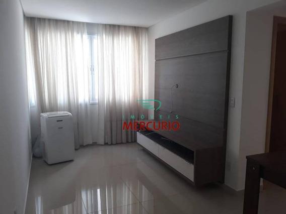 Apartamento Com 1 Dormitório Para Alugar, 1 M² Por R$ 950,00 - Vila Santa Tereza - Bauru/sp - Ap0616