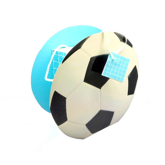 Bolsas De Regalo Set 12 Soccer Ball Dcm-169 Good And Good