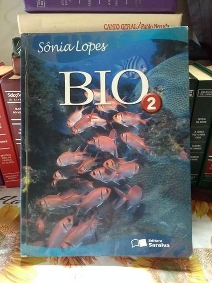 Livro Bio 2 Biologia Ensino Médio Sônia Lopes Seres Vivos