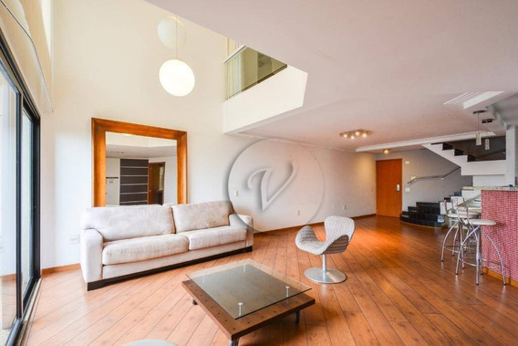 Apartamento Duplex Com 2 Dormitórios À Venda, 149 M² Por R$ 1.060.000,00 - Jardim - Santo André/sp - Ad0019