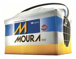 Bateria Moura Msa30ld 12x80 Ranger Journey