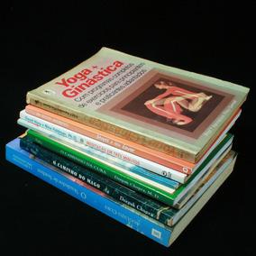 Lote Com 8 Livros De Bem Estar E Auto-ajuda