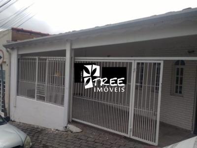 Locação De Casa Para Fins Comerciais Centro Arujá A/t 213m² A/c 200m² Distribuídos Em 4 Dormitórios, Sala, Cozinha, Banheiro, Edícula Com Cozinha Amer - Ca01519 - 34066076