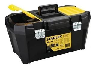 Caja De Herramientas Stanley 48x29x24 Cms Con Bandeja