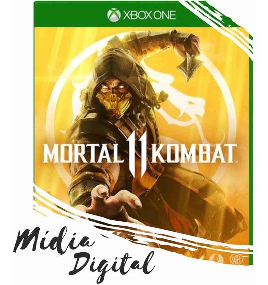 Mortal Kombat 11 Xbox One Jogo Em Promoção