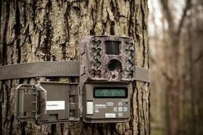 Câmera De Trilha Noturna Moultrie M Series W-40i 18mp