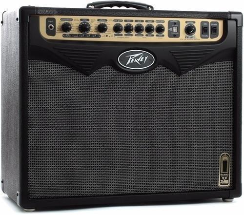 Amplificador Peavey Vypyr 60 Combo 1x12 100% Valvular 60w