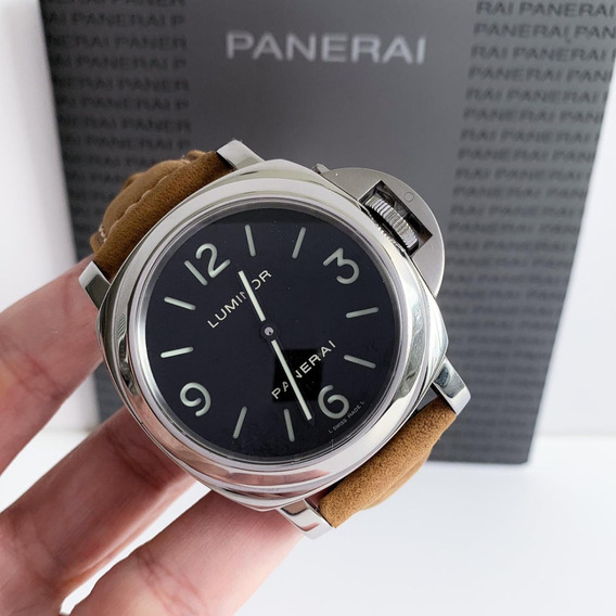 Panerai Luminor Historic Collection 44mm Impecável Completo