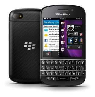 Celular Blackberry Usado - Defeituoso