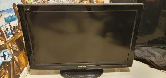 Tv Lcd Panasonic Viera 32 Polegadas Tc- L32c10b