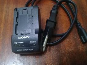 Kit Carregador E Baterias Sony