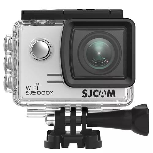 Kit Câmera Sj5000x Elite Wifi Sjcam Original Nova