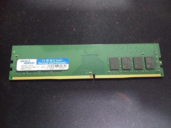 Memoria Desktop Ddr4 8gb Pc4-19200 Cl17 288 Pin