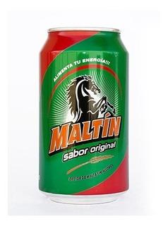 Malta O Maltin En Lata Energizante Sin Alcohol Importado