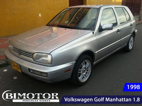 Volkswagen Golf Manhattan 1,8l