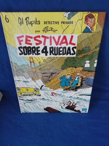Imagen 1 de 1 de Festival Sobre 4 Ruedas