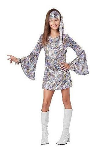 Disfraces De California Disco Darling Costume One Color 1214