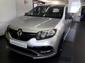 Renault Sandero Rs Anticipo $451500 12 $11666 18$7778