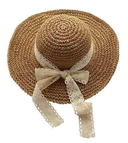 Sombreros De Paja De Sol Plegables Beach Cap De Verano Urban