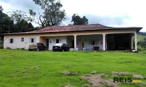 Chácara Com 7 Dormitórios À Venda, 2500 M² Por R$ 350.000,00 - Reneville - Mairinque/sp - Ch0069