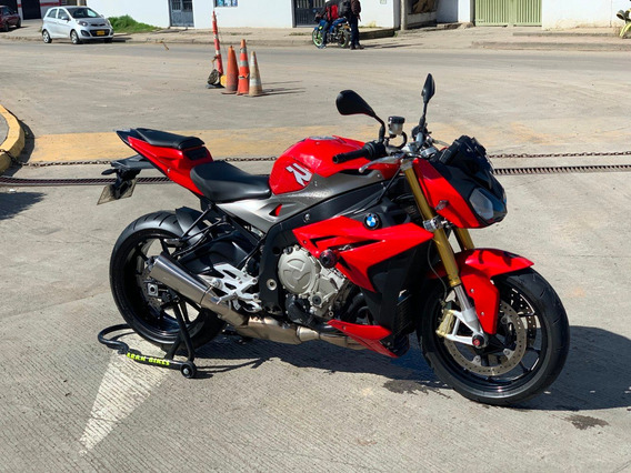 Bmw S1000r Modelo 2016 Impecable