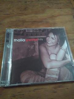 Thalia Greatest Hits Cd+dvd