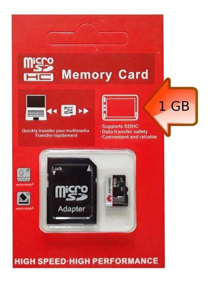 Cartão De Memória Micro Sd 1gb Tf / 001 Hi