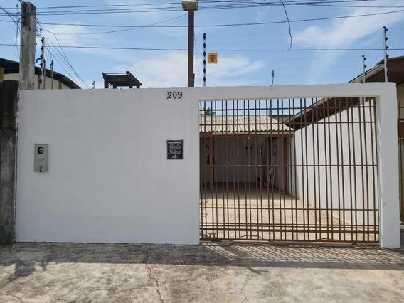 Casa Em Beirol, Macapá/ap De 96m² 2 Quartos À Venda Por R$ 240.000,00 - Ca452720
